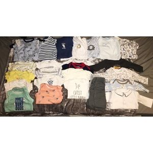 Baby clothes size 0-3 Months